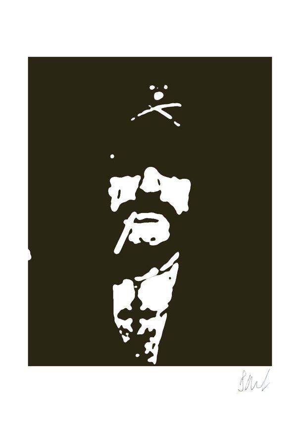 Lemmy Motorhead Art Print