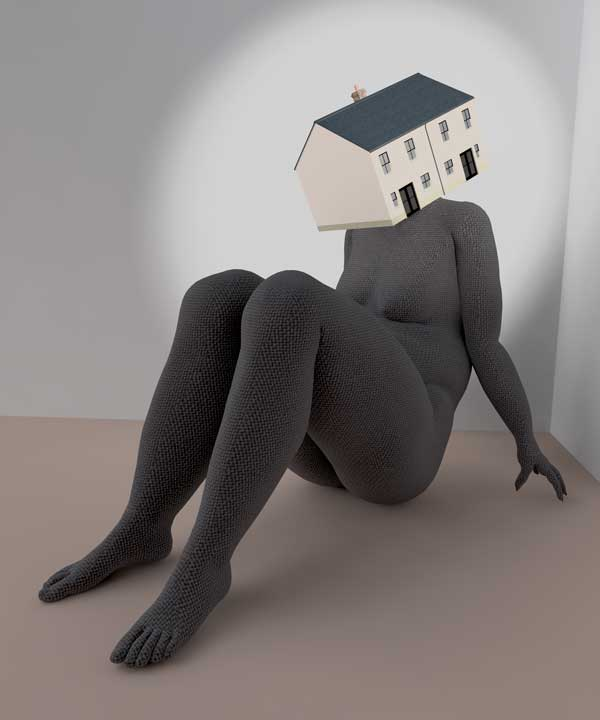 Housewife - Phills Art