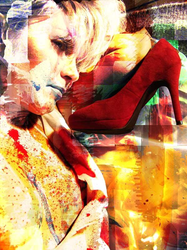 Phill Luland kunstenaar - better than a boyfriend