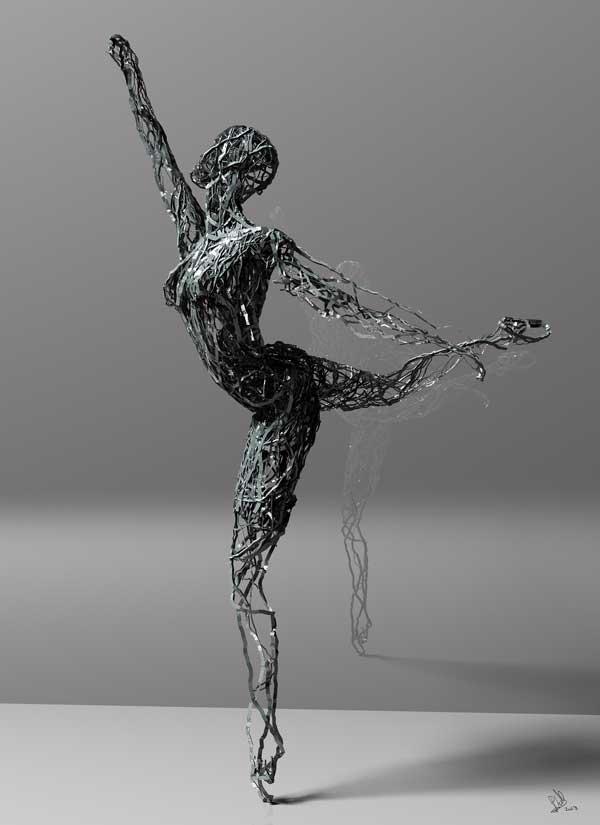 dance tree - Phills Art