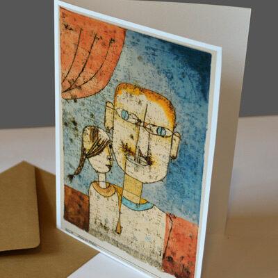 Paul Klee card
