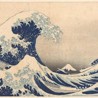 Big wave kaart