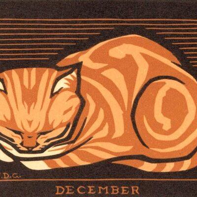 December kaart