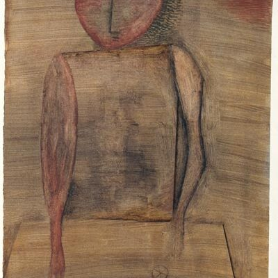 doctor by Paul Klee