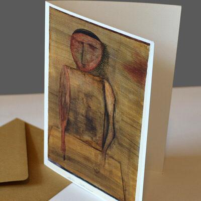 Paul Klee wenskaart