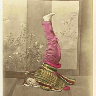 japanse vrouw kaarten