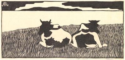 koeien kaarten