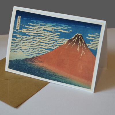 Hokusai kunstkaarten
