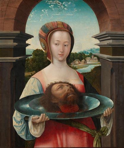 head of salome