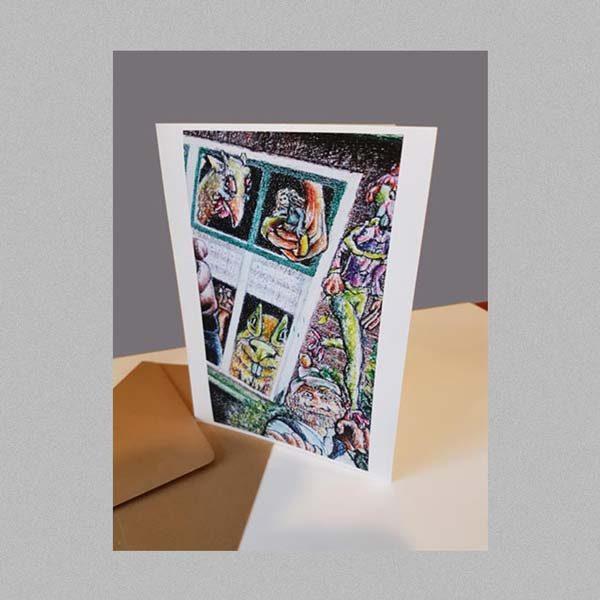 Gerrit Cnossen card set1