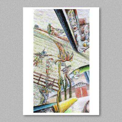 Gerrit Cnossen cards