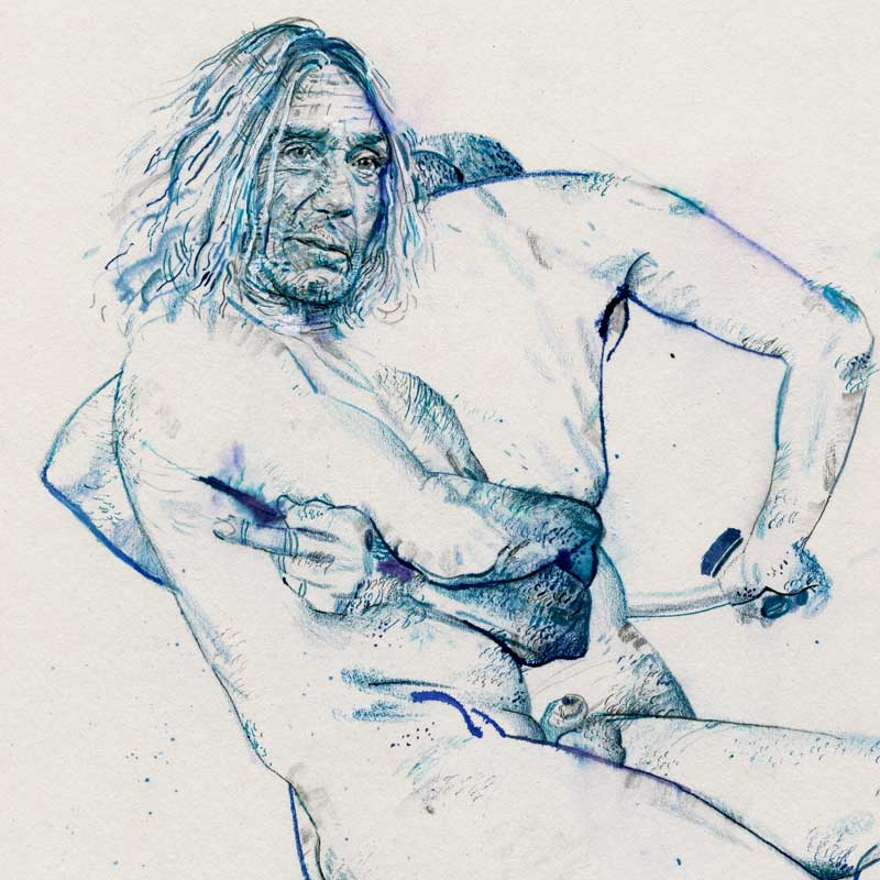 Iggy pop art