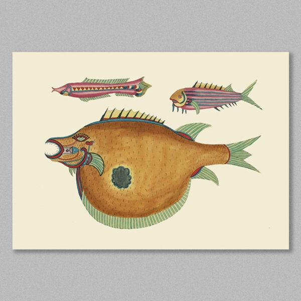 fish 33 poster
