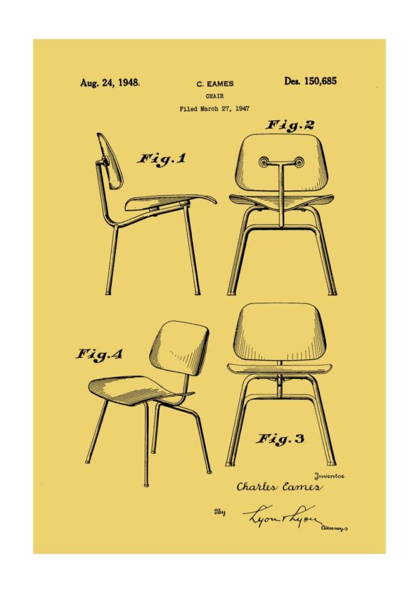 charles eames posters