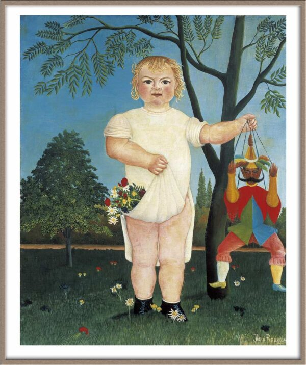 Henri Rousseau print