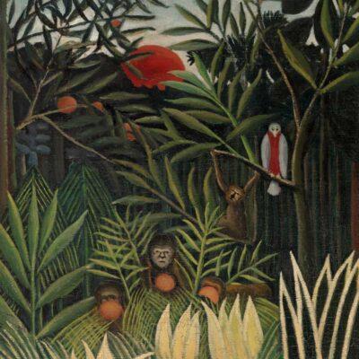 Henri Rousseau posters
