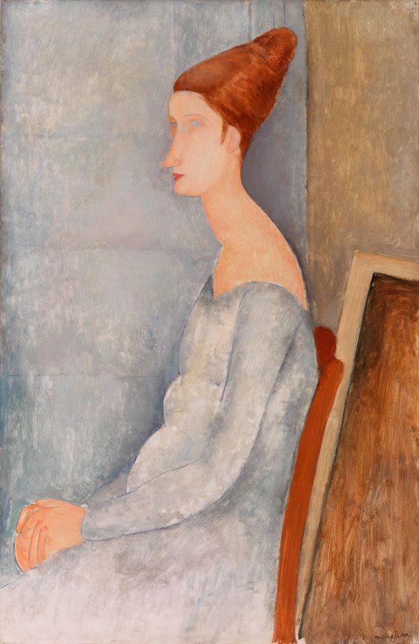 Amedeo Modigliani posters