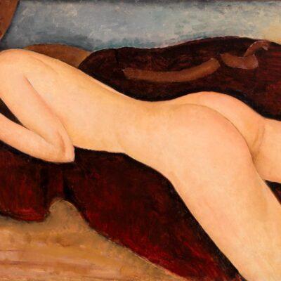 Amedeo Modigliani nudes poster