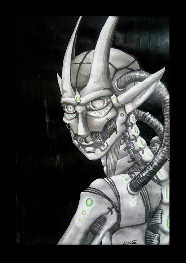 RoboTakeOver poster