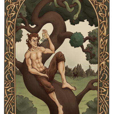 Loki door Christiaan Boerlage