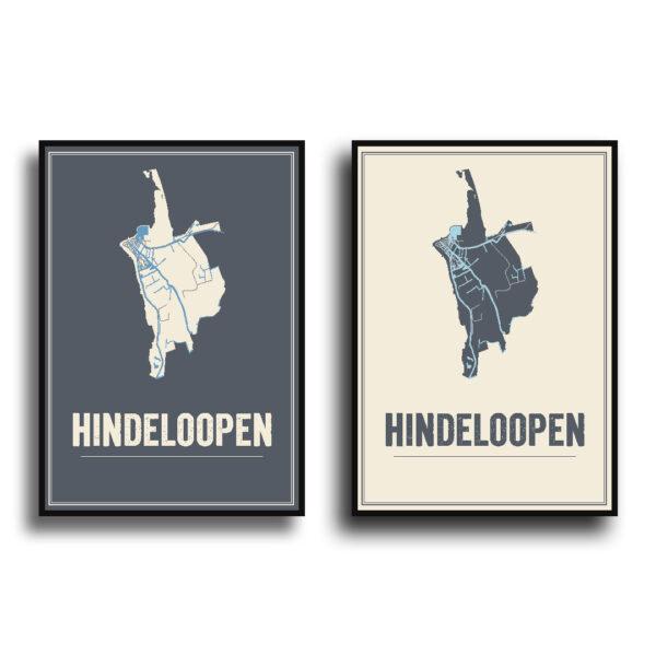 Hindeloopen posters