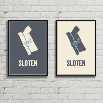 Sloten posters