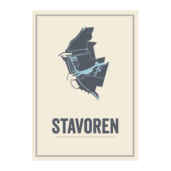 stavoren poster
