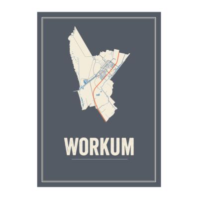Workum posters