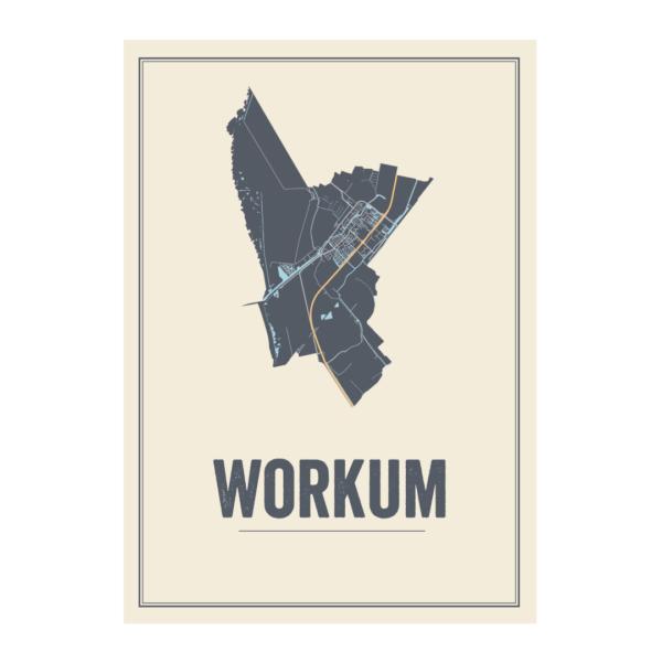 Workum poster