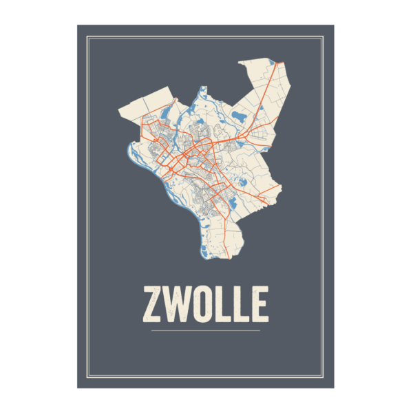 Zwolle poster