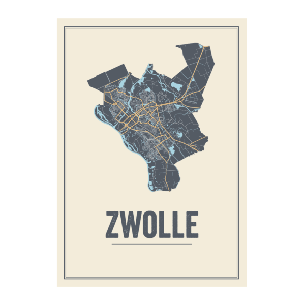 Zwolle posters