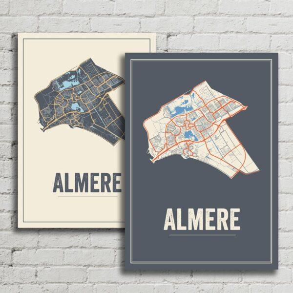 almere maps