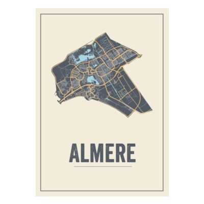 almere kaart