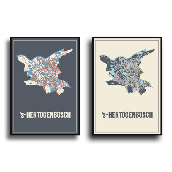 's-Hertogenbosch poster