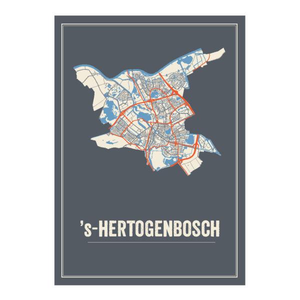 Den Bosch poster