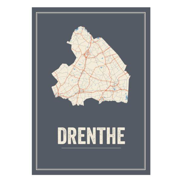 drenthe poster dark
