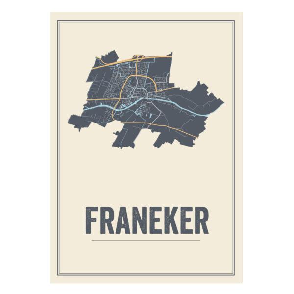 Franeker Poster