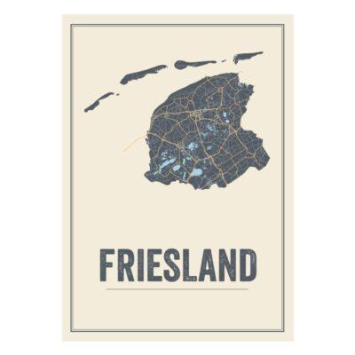 Friesland Poster