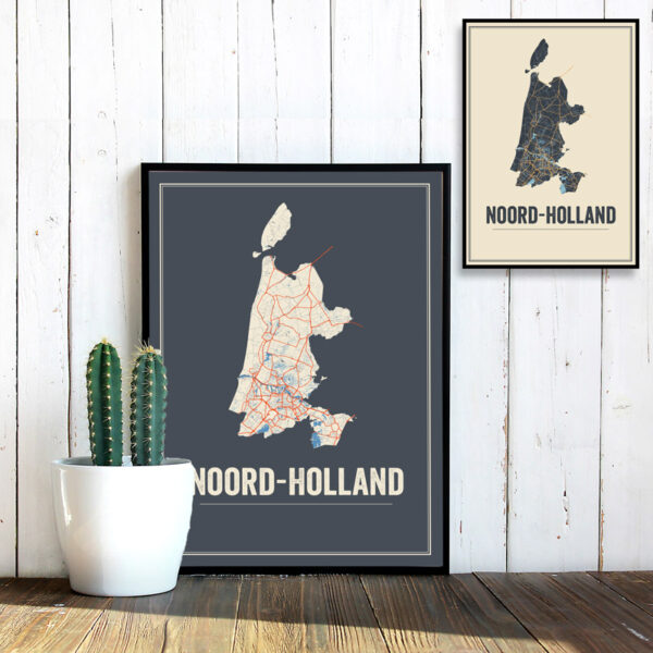 Noord-Holland posters