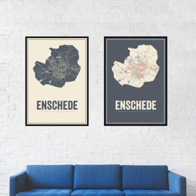 enschede poster
