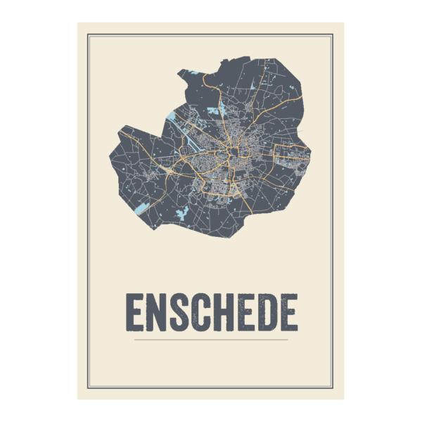 poster van Enschede