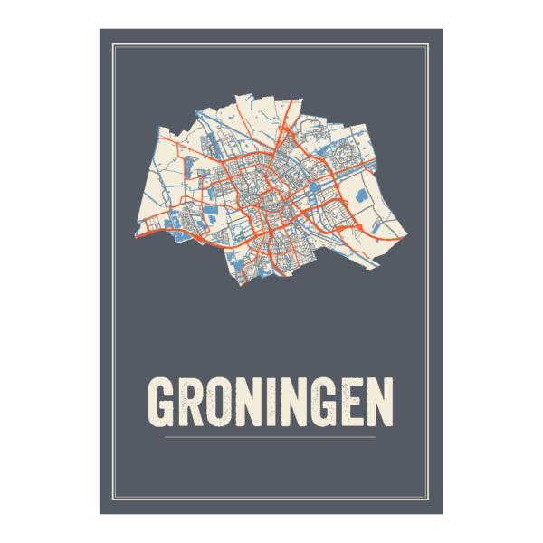 poster Groningen Stad