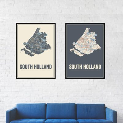 South Holland Poster