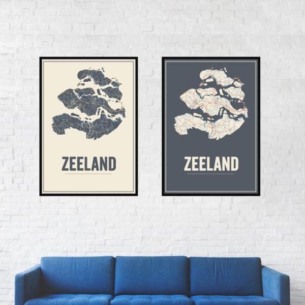 Zeeland poster