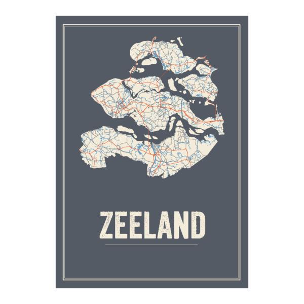 Poster Zeeland
