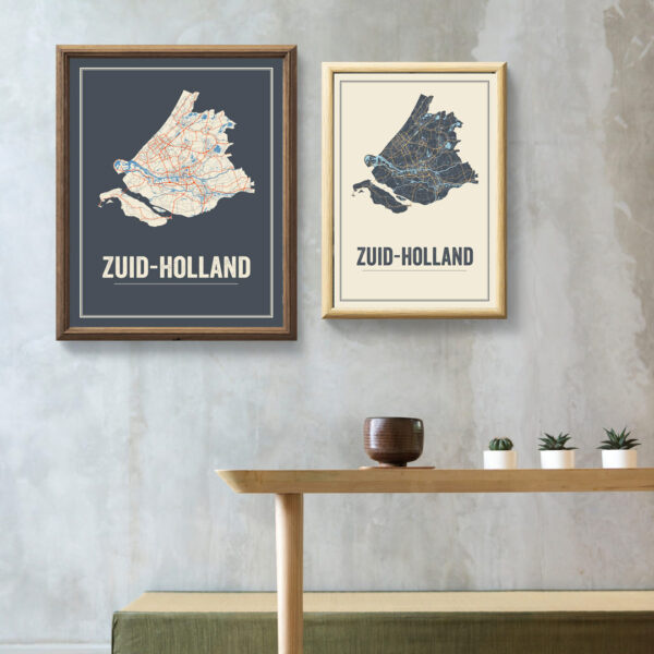 Zuid-Holland posters