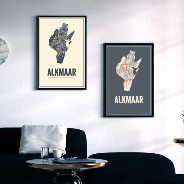 Alkmaar posters