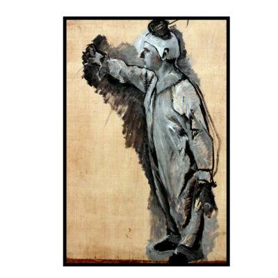 Clown poster Lautrec