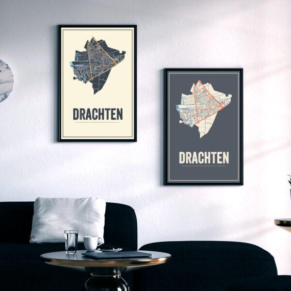 Drachten poster