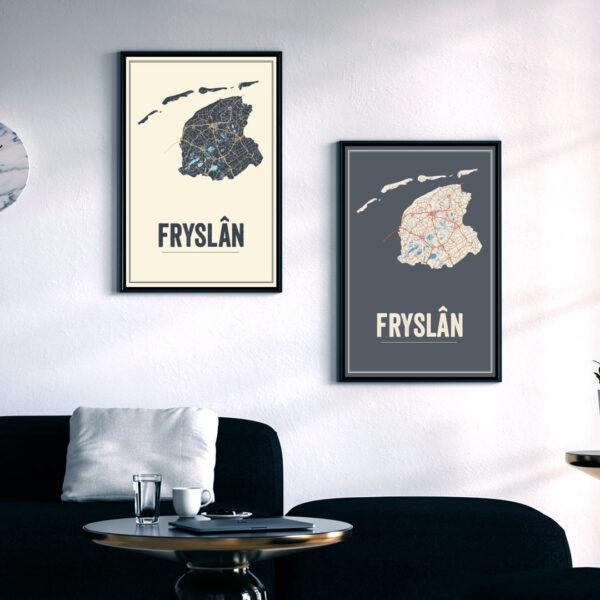 Fryslan posters